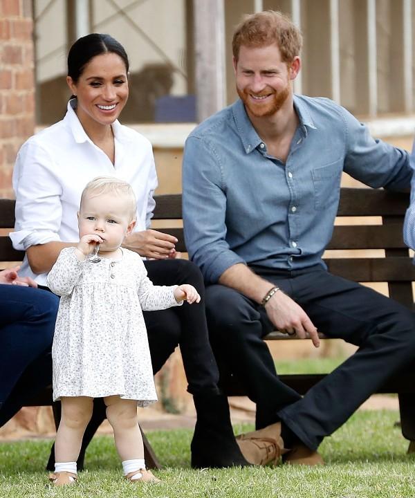 Как принц Гарри и Меган Маркл будут воспитывать своего первенца? (фото 1)