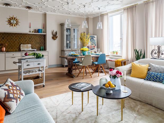Надя Зотова: базовый интерьер гостиной (фото 21)