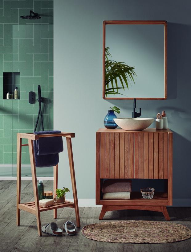 Стильная ванная комната: 10 трендов (фото 3)