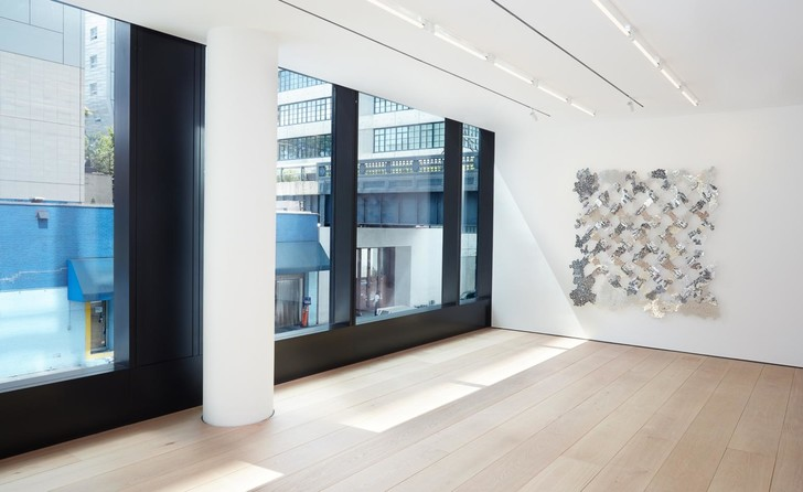 Новая арт-галерея Lehmann Maupin в Челси по дизайну Питера Марино (фото 2)