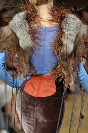 Показ Alexis Mabille коллекции сезона Осень-зима 2011-2012 года haute couture - www.elle.ru - Подиум - фото 277439