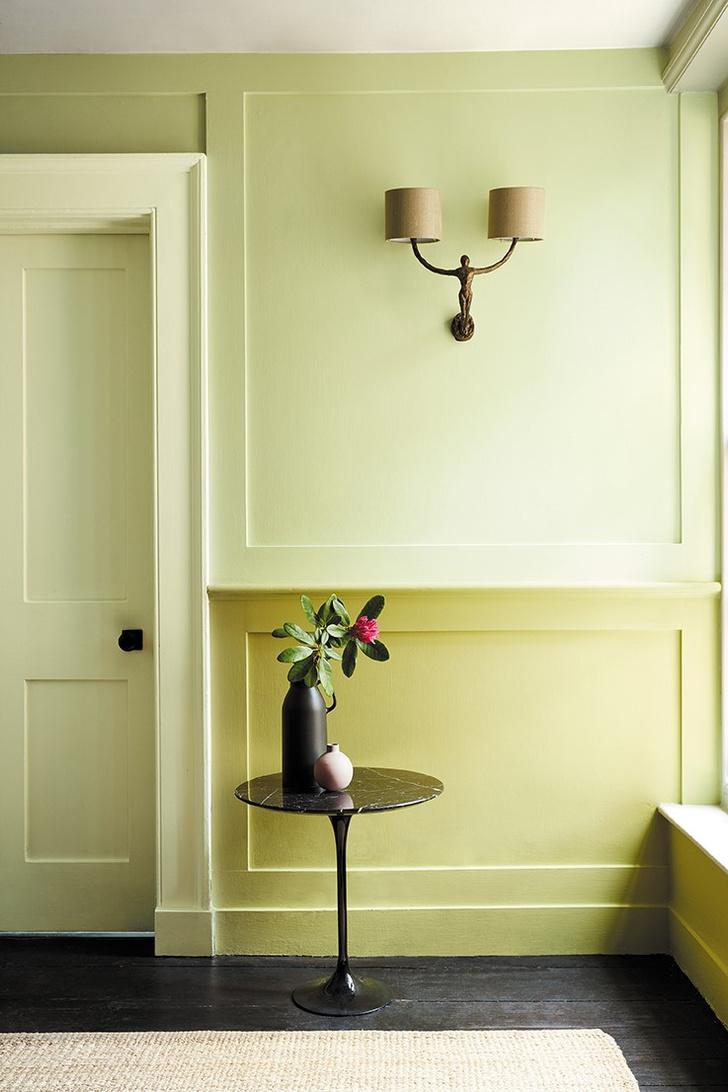Краска для маленьких комнат: лайфхаки и советы (фото 28)