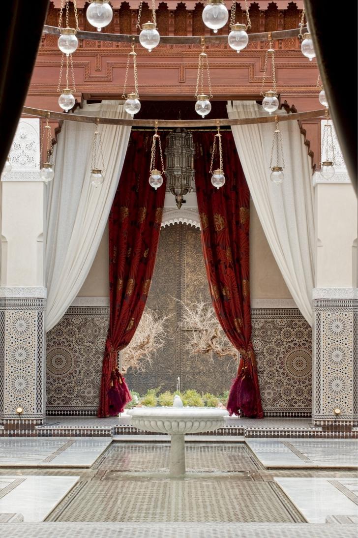 Oriental look: отели для влюбленных в Восток (фото 11)