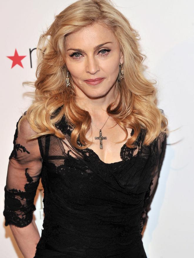 Знаменитые блондинки, которые на самом деле не блондинки (фото 27)