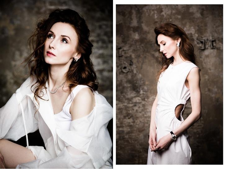 Светлана Захарова: «Я учу дочь быть независимой» — эксклюзивное интервью балерины для ELLE (фото 1)
