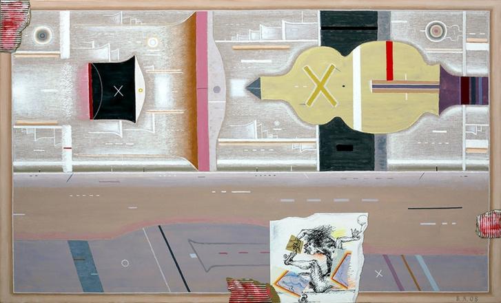 Выставка Владимира Янкилевского в ММОМА (фото 4)