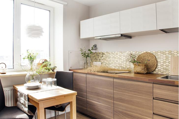 33 квадратных метра для счастья: маленькая квартира в Петербурге (фото 5)