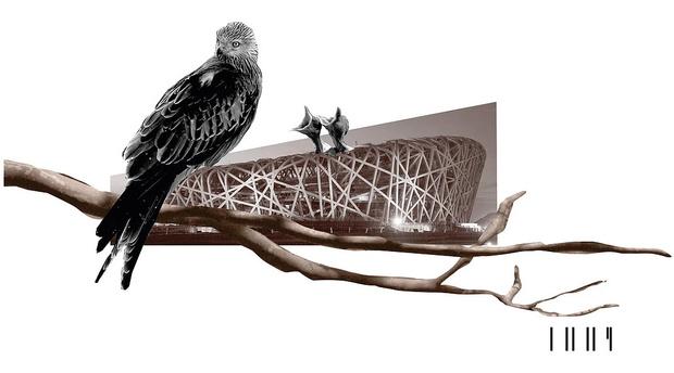Инстаграм недели: архитектурные коллажи Филипе Васконселоса (фото 11)