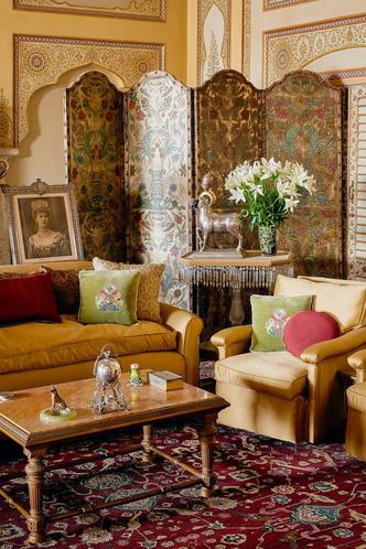 Городской дворец в Джайпуре сдается через Airbnb (фото 8.1)