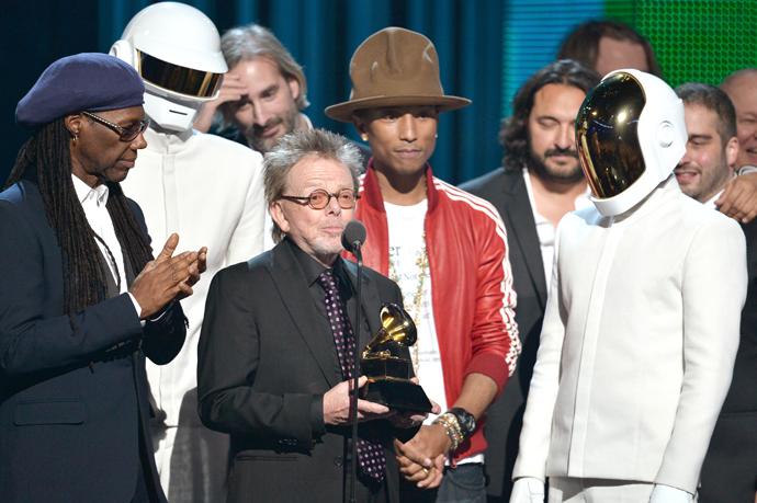 победители грэмми 2014