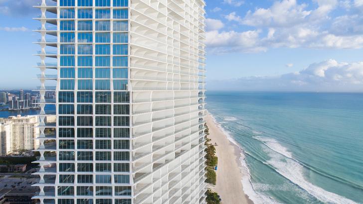 Herzog & de Meuron достроили небоскреб в Майами (фото 0)
