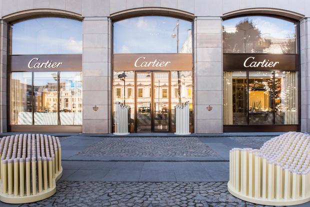 Дом Cartier в России: 15 ярких событий за 15 лет (фото 38)