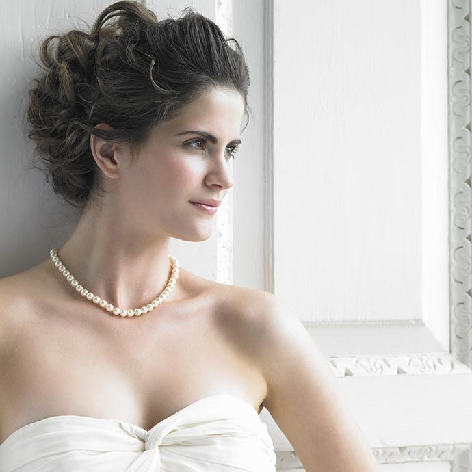 Свадебные прически стиль греческий