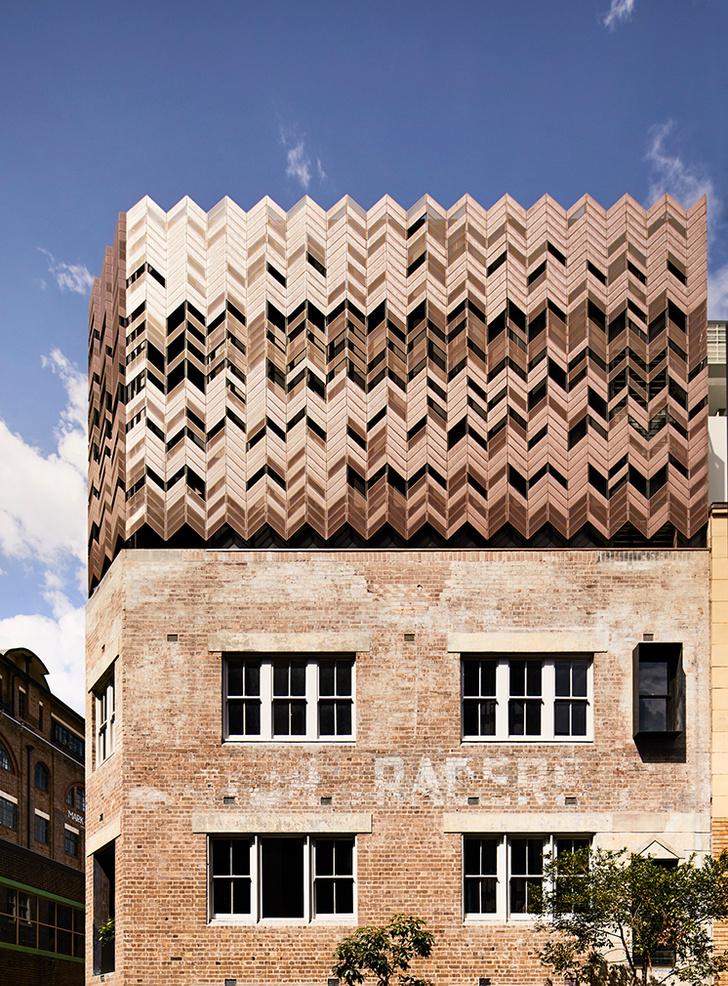 Атмосферный бутик-отель в Сиднее (фото 0)