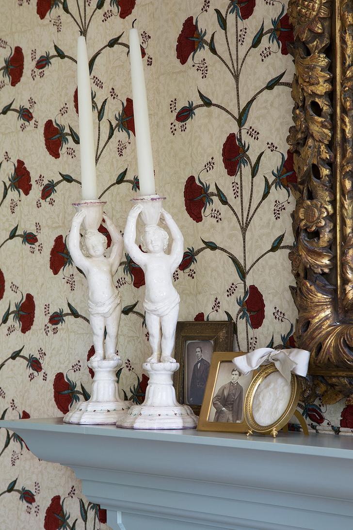 Французская классика в современном доме фото [9]