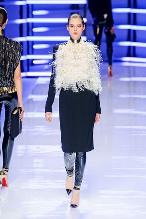 Показ Alexander Vauthier коллекции сезона Весна-лето 2012 года Haute couture - www.elle.ru - Подиум - фото 331904