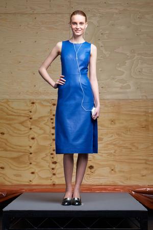 Показы мод Richard Nicoll Осень-зима 2012-2013 | Подиум на ELLE - Подиум - фото 1567
