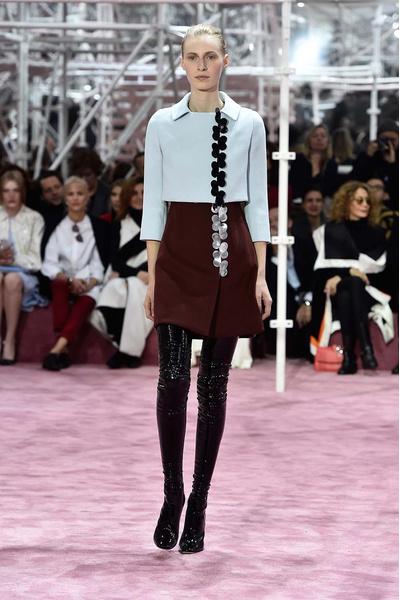 Показ Dior Haute Couture | галерея [1] фото [7]