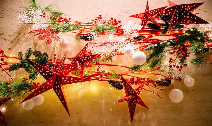 Елки зеленые! Актуальные идеи  новогоднего декора (фото 9)