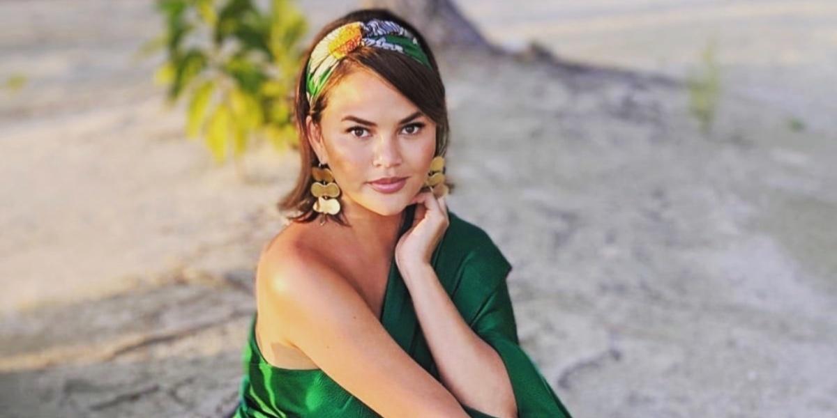 Сэндвич с майонезом в кровати: супермодель Кристи Тейген о ночной рутине
