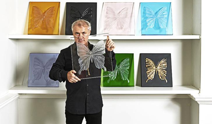Новые объекты Дэмиена Херста для Lalique фото [1]