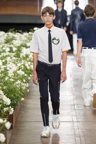 Неделя мужской моды в Париже: лучшие показы | галерея [6] фото [2]