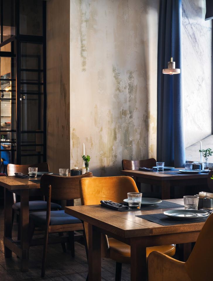 Солнечное Средиземноморье: ресторан в Санкт-Петербурге (фото 9)