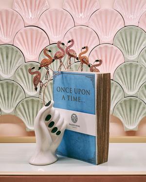 Нежно-розовый бутик по дизайну Кристины Челестино (фото 15.2)