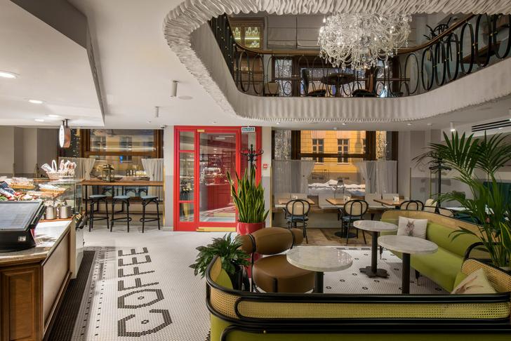 Кафе-гостиная «Гретель» в Москве (фото 3)