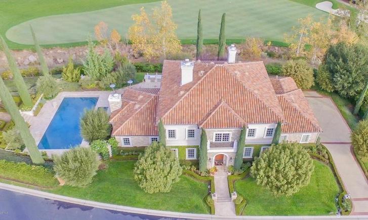 Уейн Грецки продал свой дом в Калифорнии за 3,4 млн долларов фото [1]