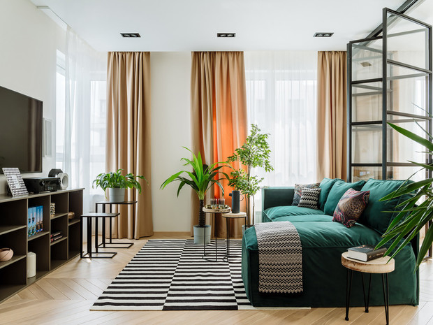 Как зрительно увеличить площадь квартиры: 7 советов (фото 15)