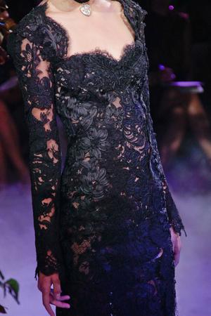 Показ Franc Sorbier коллекции сезона Осень-зима 2010-2011 года Haute couture - www.elle.ru - Подиум - фото 168090