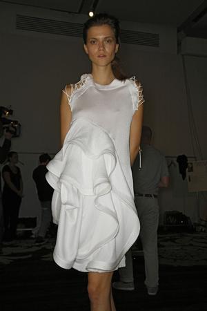 Показы мод Preen Весна-лето 2009 | Подиум на ELLE - Подиум - фото 3442