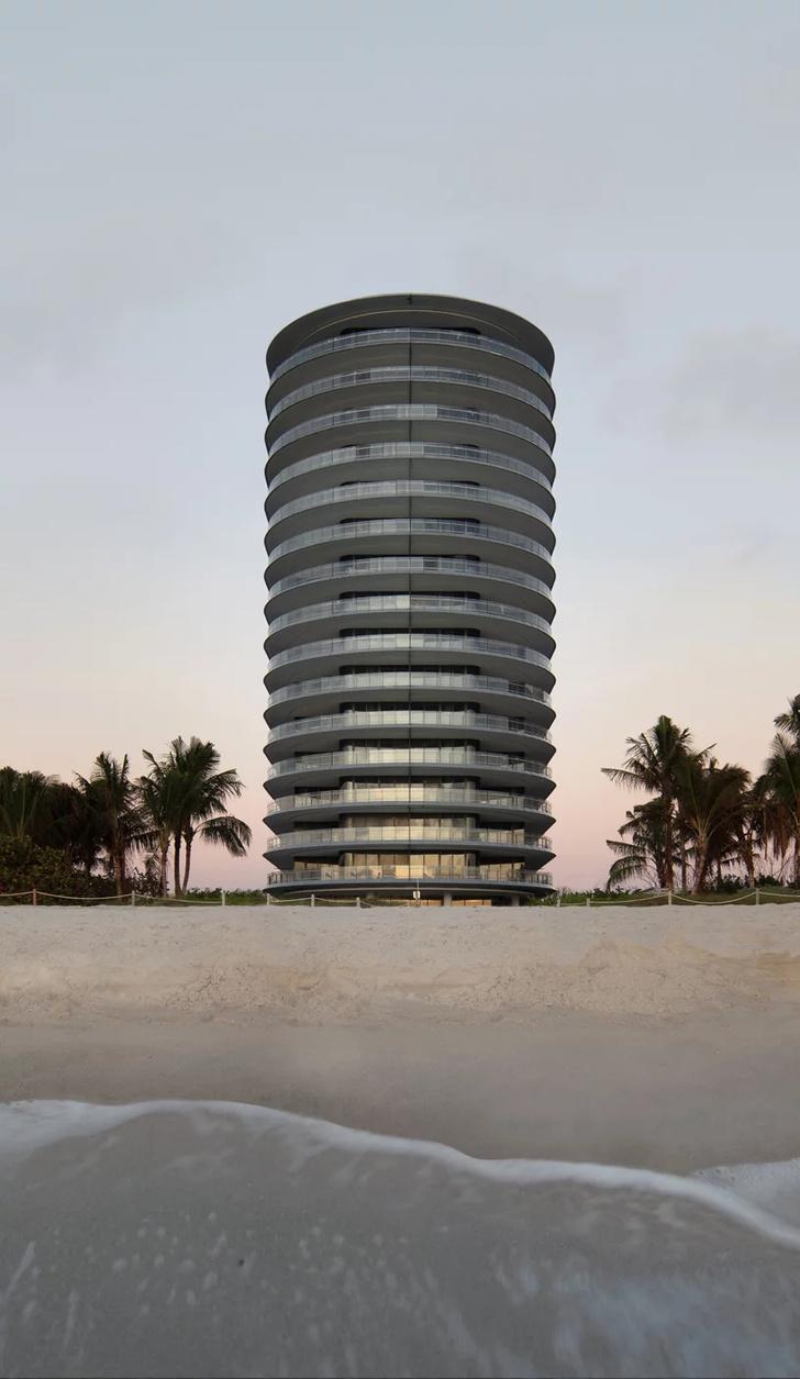Резиденция в Майами по проекту Ренцо Пиано (фото 8)