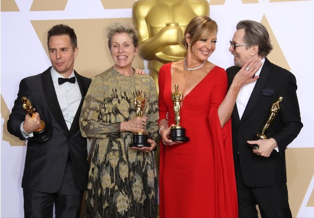 Скандал на главной кинопремии: у Фрэнсис МакДорманд украли «Оскар» (фото 3)