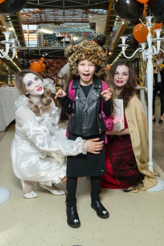 Вечеринка в честь Хэллоуина в Dream House фото [2]
