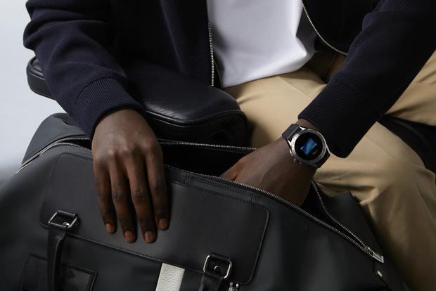 Крупным планом: смарт-часы TAG Heuer Connected Modular Golf Edition (фото 3)