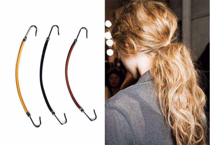 Резинки для вьющихся волос и сложных причесок