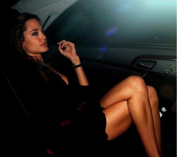 Почему в 00-е Анджелина Джоли была самой красивой женщиной планеты: 30 доказательств фото [11]