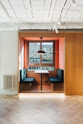 Мадридский офис в стиле mid-century modern (фото 6.2)