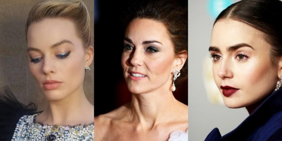 Макияж и укладки: 10 бьюти-образов BAFTA-2019