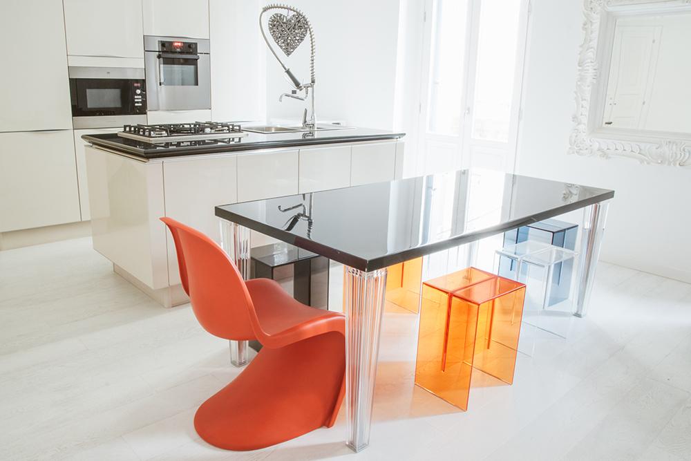 Топ-10: дизайнерские квартиры в Милане | галерея [5] фото [6]