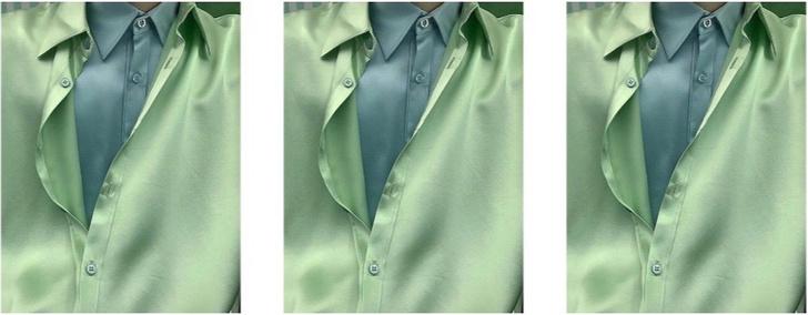 Микротренд: рубашка поверх рубашки (фото 1)