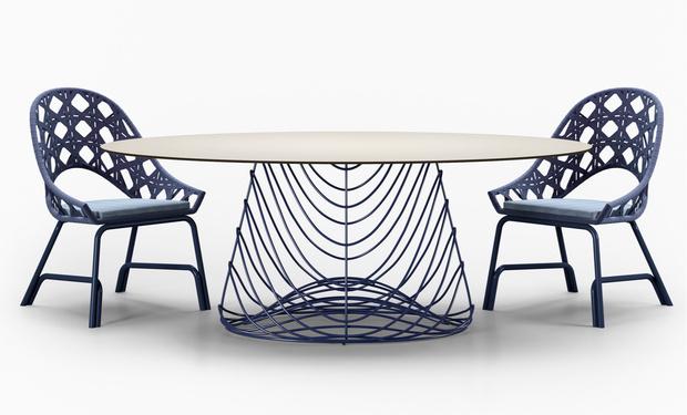 Топ-10: обеденные столы для дачи и сада (фото 1)