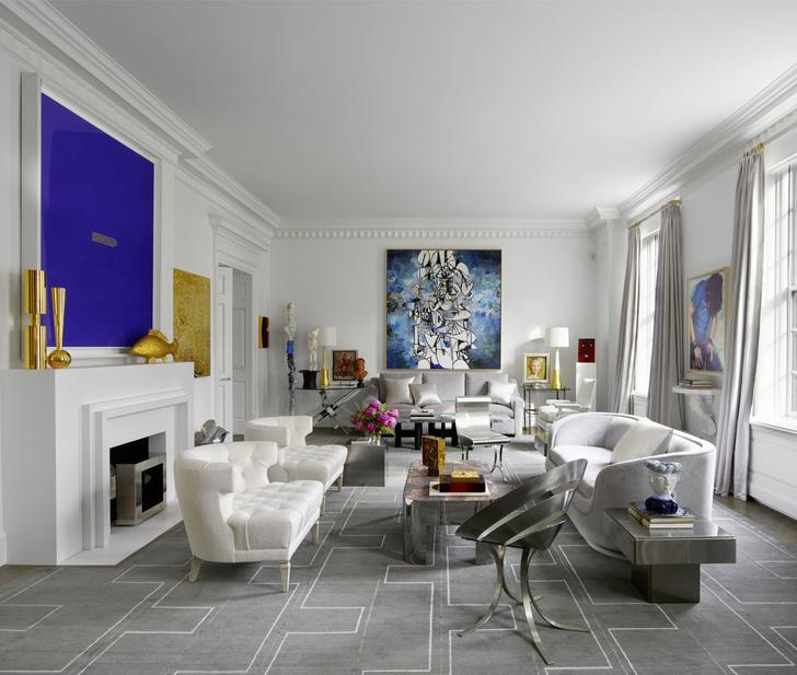 Клуб знатоков: нью-йоркская квартира с шедеврами искусства (фото 2)