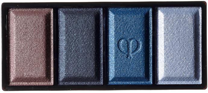 Тени Eye Color Quad, 312, Clé de Peau Beauté