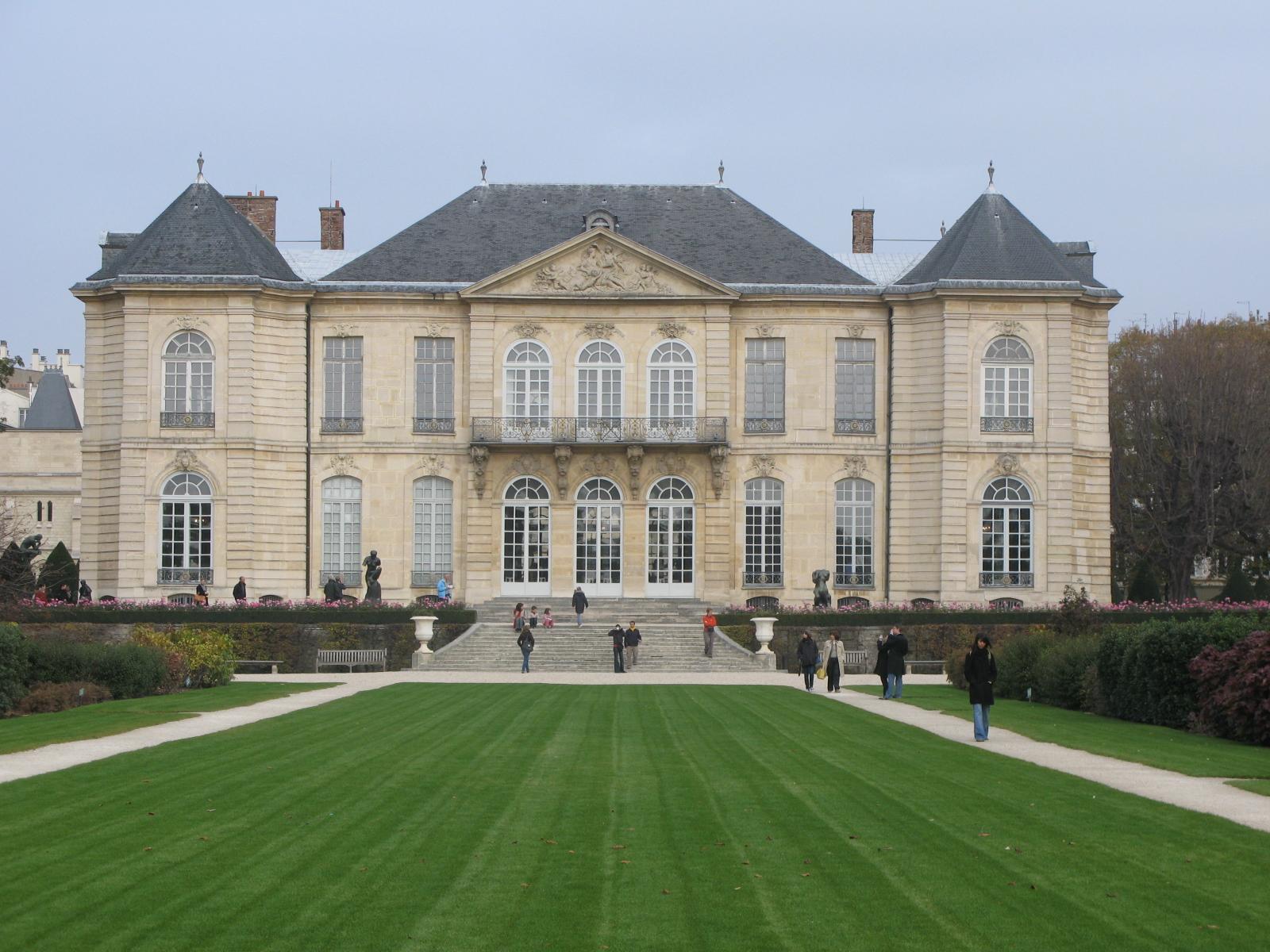 Музей Родена в Париже открывается после реставрации | галерея [1] фото [5]