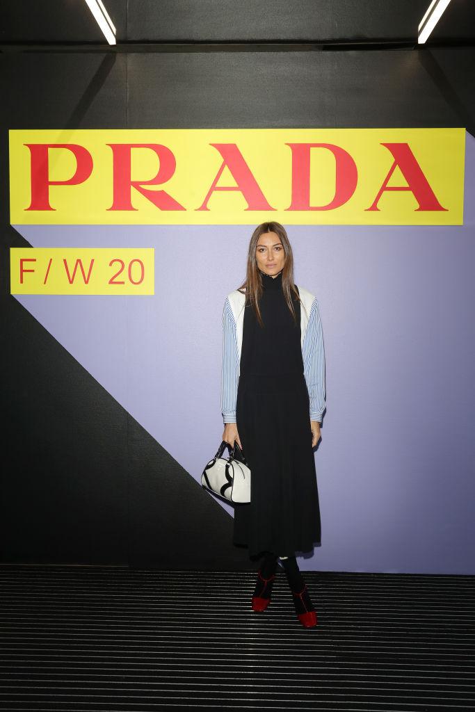 Барбара Палвин, Джильда Амбросио, Кьяра Ферраньи и другие гости показа Prada Menswear Fashion Week (фото 5)