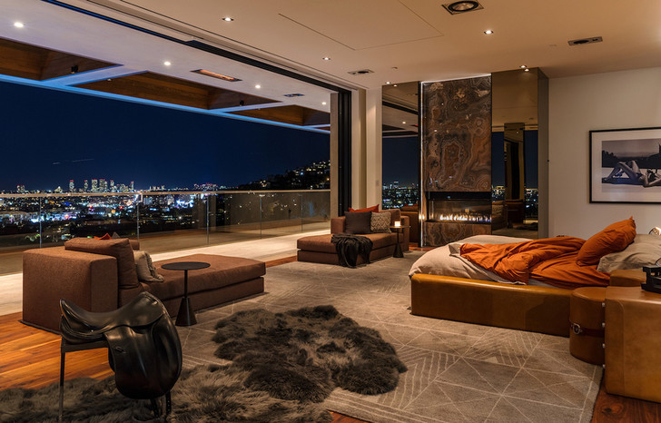 Ленни Кравиц оформил интерьеры в доме за $ 38 миллионов (фото 10)