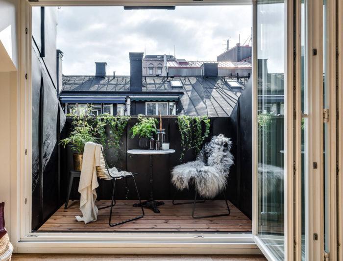 Готовим балкон к весне: 5 простых советов (фото 15)